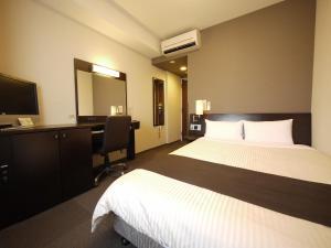 Hotel Route-Inn Saga Ekimae, Economy hotels  Saga - big - 12
