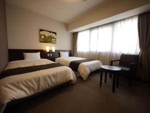 Hotel Route-Inn Saga Ekimae, Economy hotels  Saga - big - 17