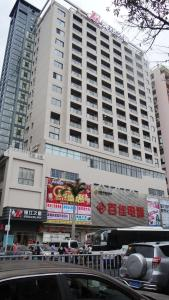 Jinjiang Inn Sanya International Shopping Center Seaview