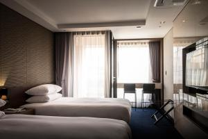 Value Hotel Worldwide Jeju, Hotel  Jeju - big - 4