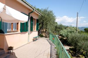 Villa Paradiso, Holiday homes  La Spezia - big - 9