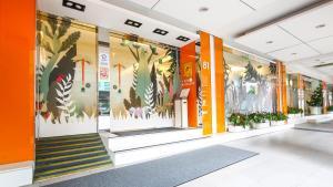 CityInn Hotel Taipei Station Branch II, Отели  Тайбэй - big - 44