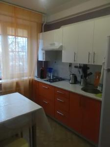Prospekt Engelsa Street Apartment, Ferienwohnungen  Sankt Petersburg - big - 10