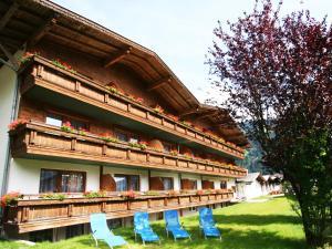 obrázek - first mountain Hotel Zillertal