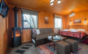 Lotos Mountain Resort, Resorts  Konitsa - big - 8