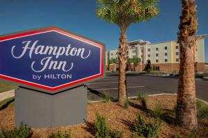 Hampton Inn Plant City, Hotel  Plant City - big - 11