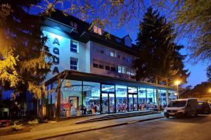 3 gwiazdkowy hotel Aqua Hotel Gyula Węgry