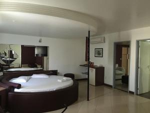 Motel Kamasary (Adult Only), Hodinové hotely  Camaçari - big - 19