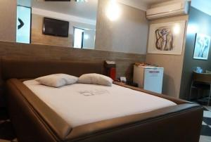 Motel Kamasary (Adult Only), Hodinové hotely  Camaçari - big - 21
