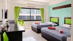 96360543 Art Hotel Chaweng Beach เกาะสมุย
