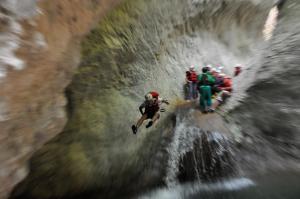 Rodavento Natural, Lodges  Jalcomulco - big - 24