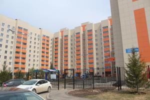 Apartment on Daurskaya 48 V