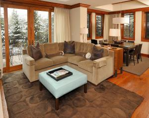 Ritz Carlton Vail Residence 9, Holiday homes  Vail - big - 24
