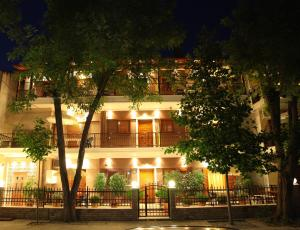 Vaya Apartments & Studios, Apartmanok  Platamónasz - big - 42