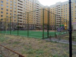 Apartment at Sarmat, Apartments  Astana - big - 14