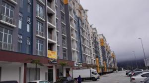 Astana Barrington Square Goldenhills Aprt, Apartmány  Tanah Rata - big - 6