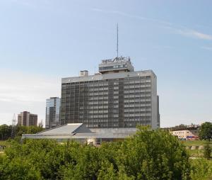 Отель Мир - фото 1
