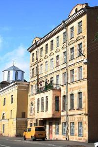 Апартаменты у Млады и Александра, Апартаменты  Санкт-Петербург - big - 14