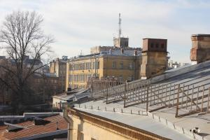 Апартаменты у Млады и Александра, Апартаменты  Санкт-Петербург - big - 12