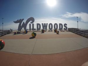 Water's Edge Ocean Resort, Motely  Wildwood Crest - big - 8