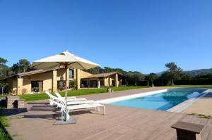 Villa Esclanya, Villen  Begur - big - 40