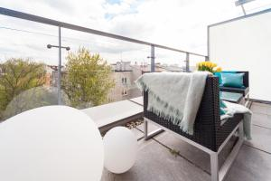 Balkon/teras Lofts Cracow Apartments - City Center