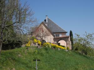 Chambre d'Hôte La Montagne Verte, Bed & Breakfasts  Labaroche - big - 34