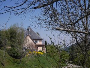 Chambre d'Hôte La Montagne Verte, Bed & Breakfasts  Labaroche - big - 35