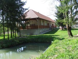 Öreg Bence Háza, Apartments  Füzérkomlós - big - 8