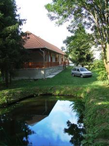Öreg Bence Háza, Apartments  Füzérkomlós - big - 9