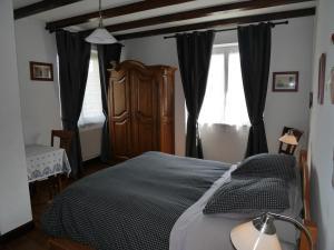 Chambre d'Hôte La Montagne Verte, Bed & Breakfasts  Labaroche - big - 36