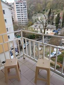 студия, Appartamenti  Khosta - big - 7