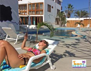 MadWoods Hostel, Hostely  Huanchaco - big - 32