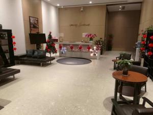 Baogeli Aoti Apartment, Appartamenti  Nanjing - big - 11