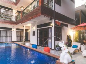 Hetai Boutique House, Hotely  Chiang Mai - big - 47