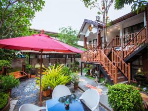 Hetai Boutique House, Hotely  Chiang Mai - big - 43
