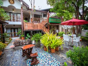 Hetai Boutique House, Hotely  Chiang Mai - big - 42