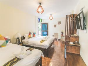 Hetai Boutique House, Hotely  Chiang Mai - big - 29