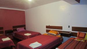 Vacahouse 2 Eco-Hostel, Hostely  Huaraz - big - 12