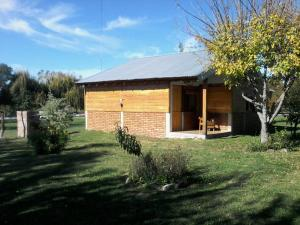 Cabaña La Palloza, Лоджи  Сан-Рафаэль - big - 2