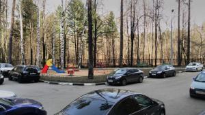 Apartments at Zavodskaya 14, Apartmanok  Ivantyeevka - big - 2