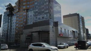 Apartments at Zavodskaya 14, Apartmanok  Ivantyeevka - big - 5
