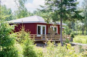 Hamgården Nature Resort Tiveden, Case di campagna  Tived - big - 23