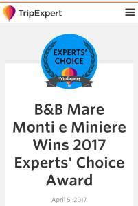 B&B Mare Monti Miniere