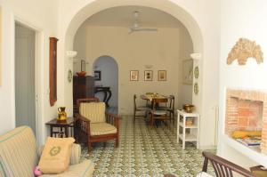 Villa Rosella, Villas  Capri - big - 23