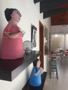 Madre Natura, Apartments  Asuncion - big - 34