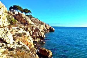 Malaga Beach Holiday, Hostelek  Rincón de la Victoria - big - 26