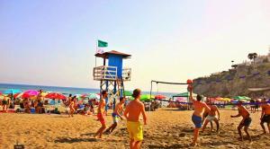Malaga Beach Holiday, Hostelek  Rincón de la Victoria - big - 24