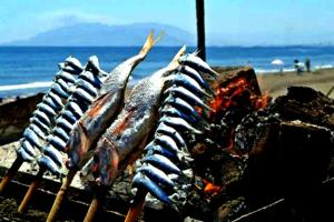 Malaga Beach Holiday, Хостелы  Ринкон-де-ла-Викториа - big - 22