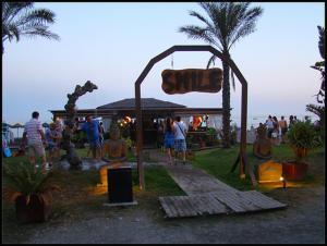 Malaga Beach Holiday, Hostelek  Rincón de la Victoria - big - 21